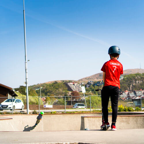 Hana skatebowl