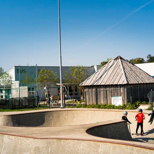 Skatepark Hana