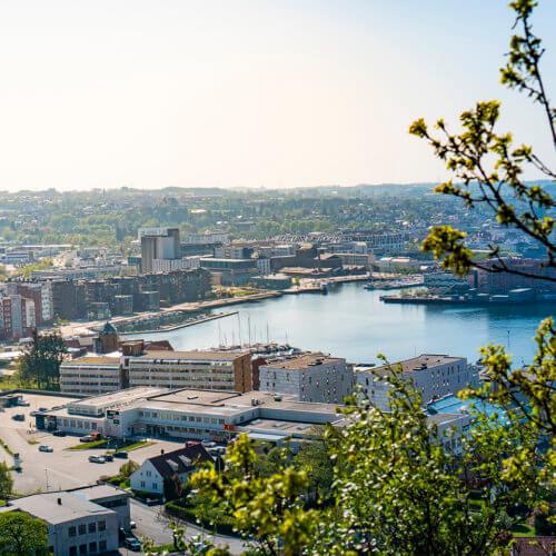 Øygarden utsikt